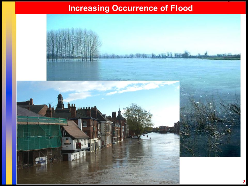 3 Increasing Occurrence of Flood