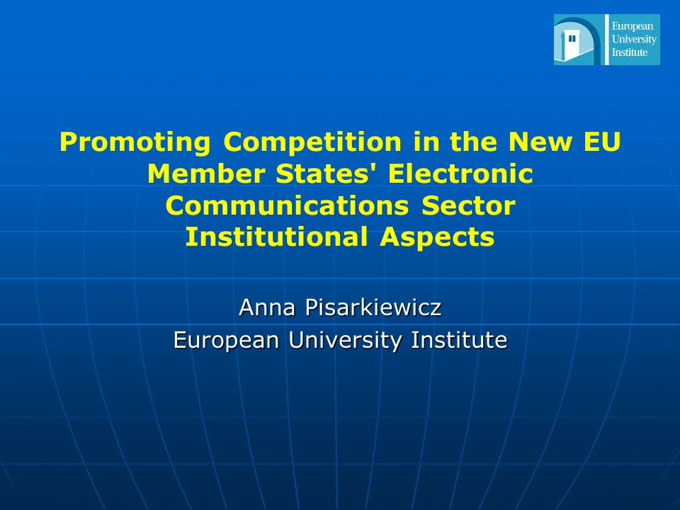 Conclusions Infringement proceedings: institutional issues arise mostly in the new EU Member States.