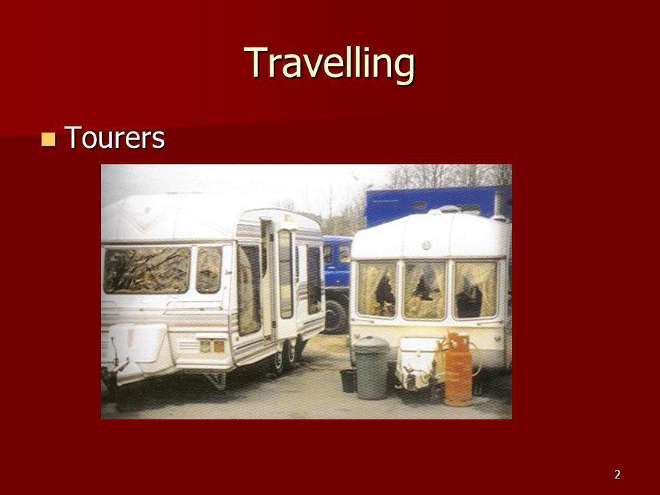 2 Travelling Tourers Tourers