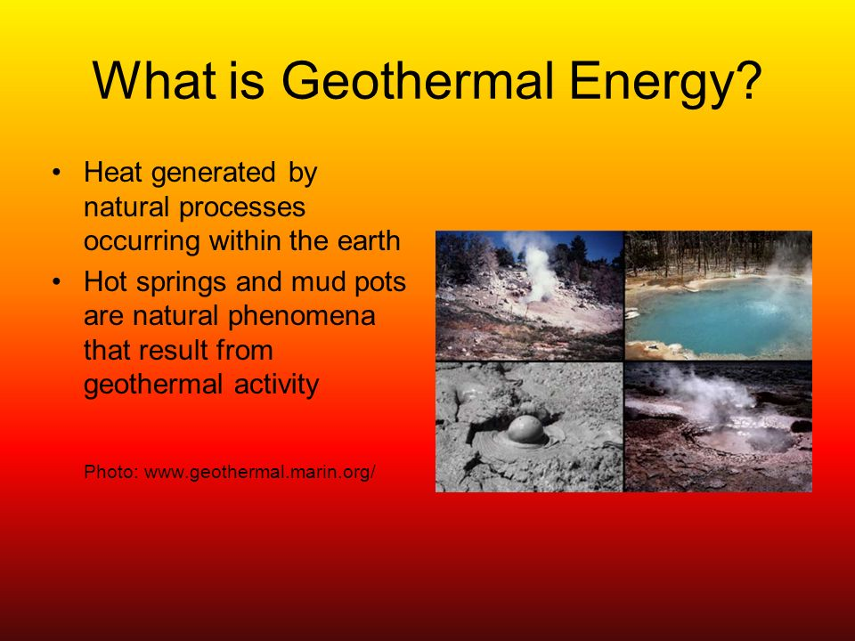 Where Can Geothermal Energy be Harnessed.