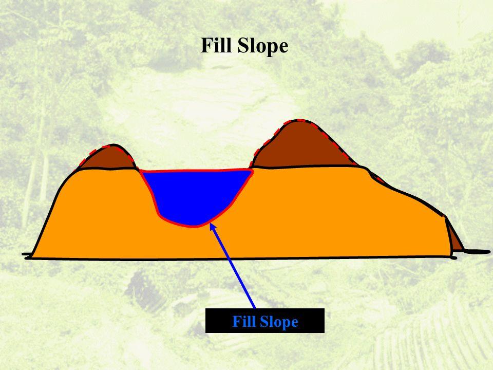 Fill Slope