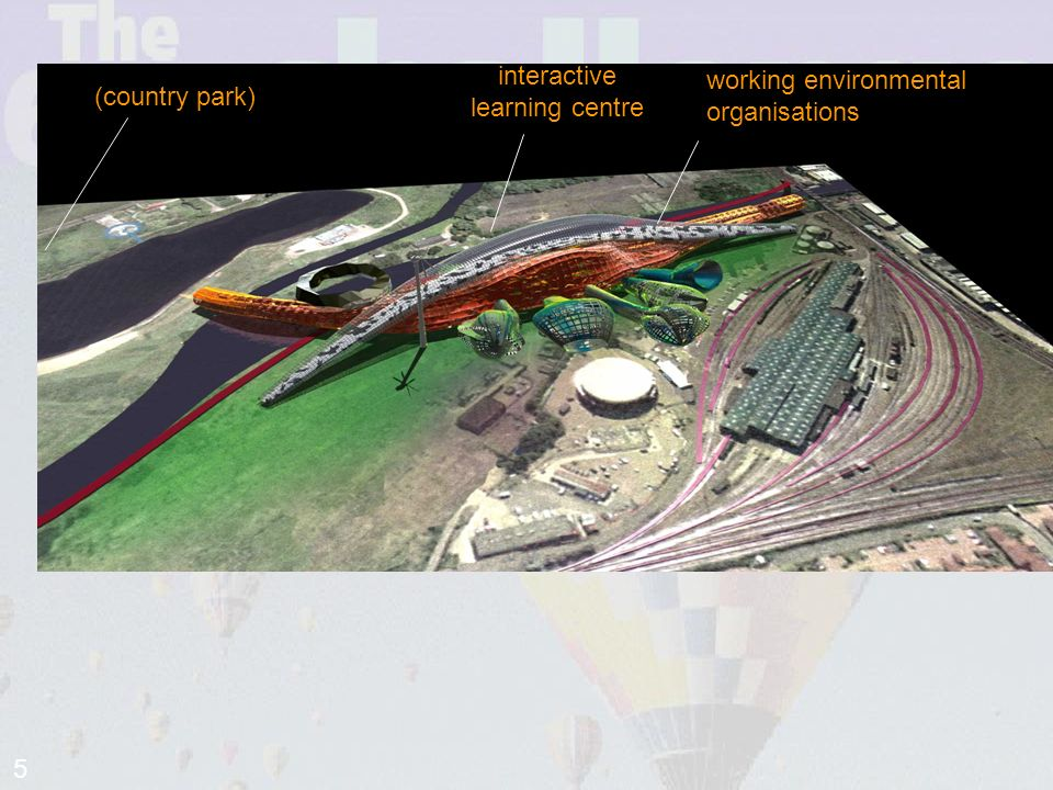 5 (country park) interactive learning centre working environmental organisations