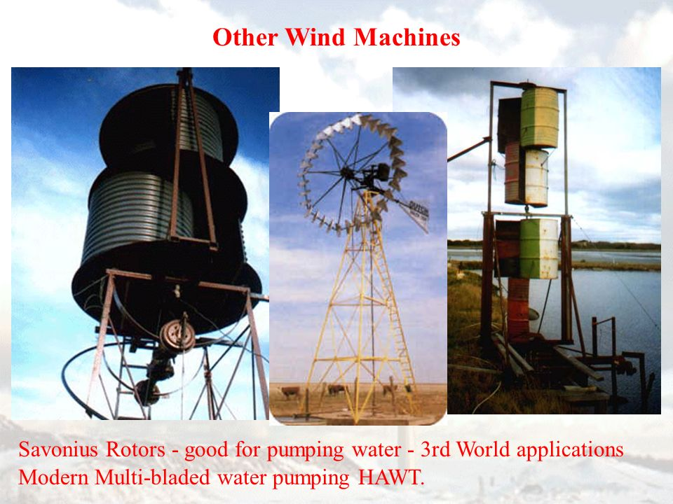Whats a modern wind turbine look like.Based on slide by Dr J.