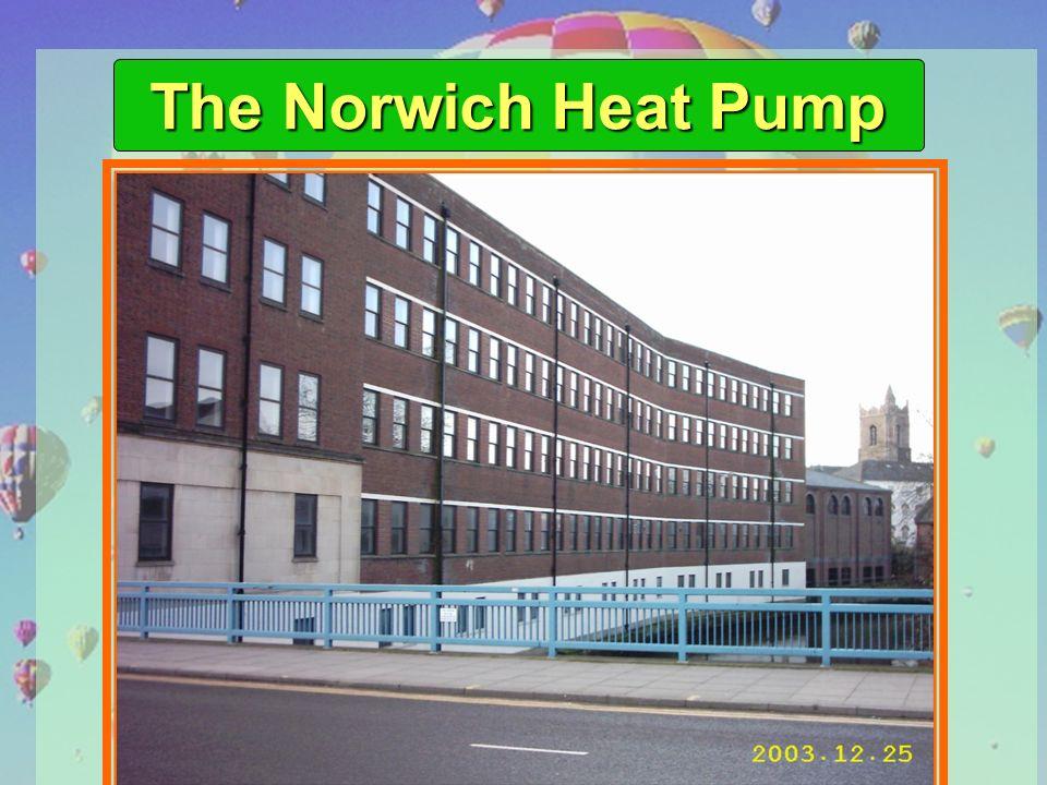 The Norwich Heat Pump
