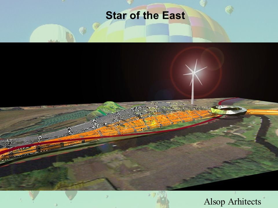 Star of the East Alsop Arhitects