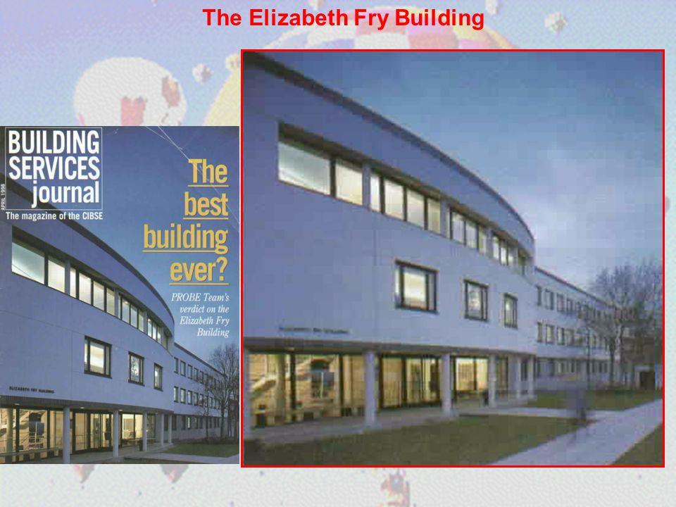 The Elizabeth Fry Building