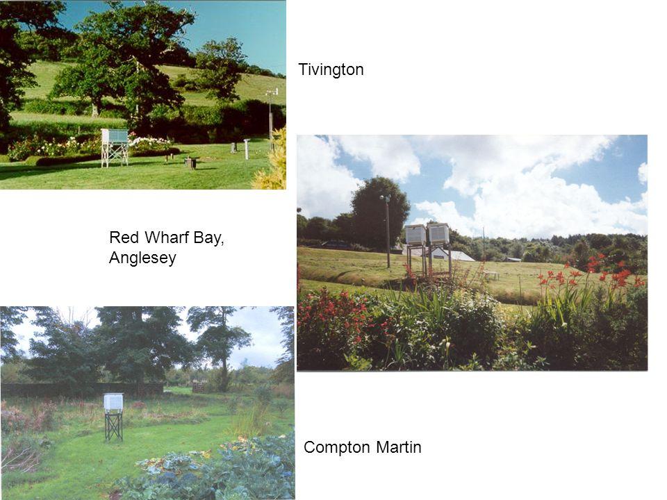 Tivington Red Wharf Bay, Anglesey Compton Martin