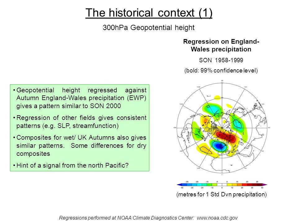 UK precipitation: evidence of climate change.