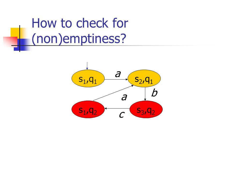 Nonemptiness...