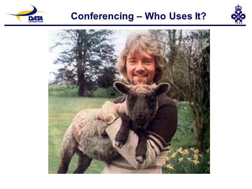 Conferencing – Who Uses It?