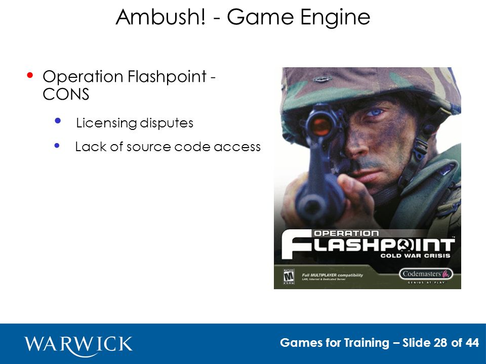 Ambush.