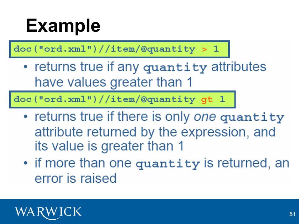 51 Example