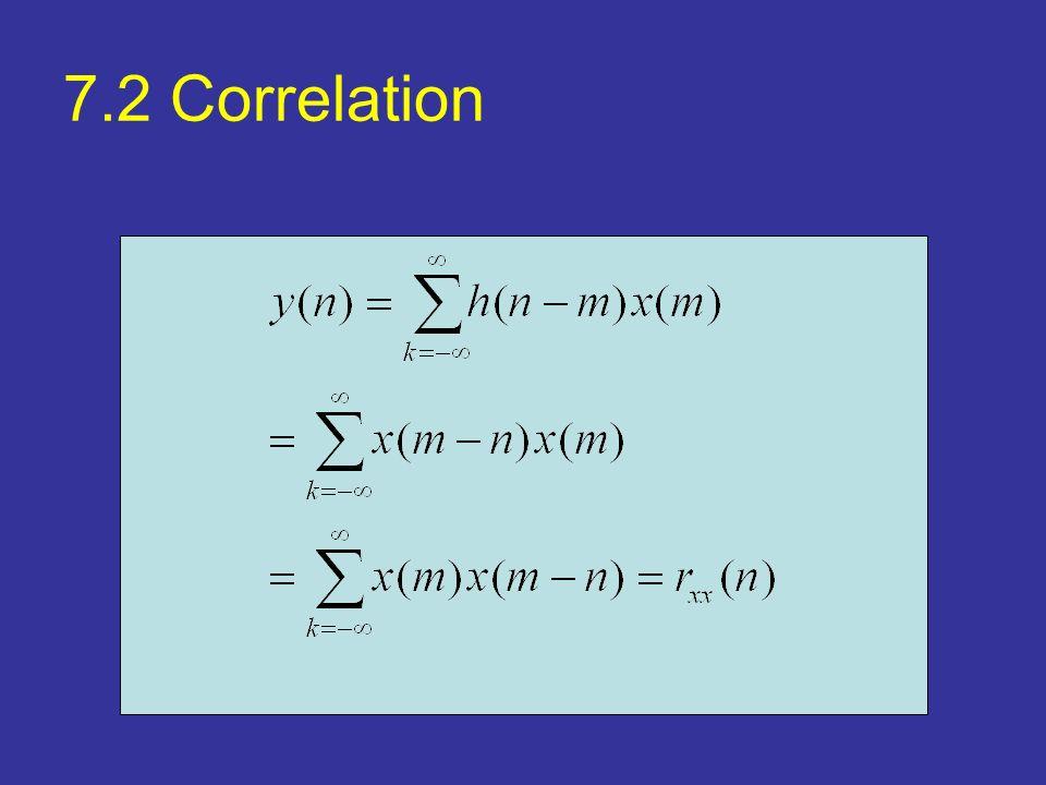 7.2 Correlation