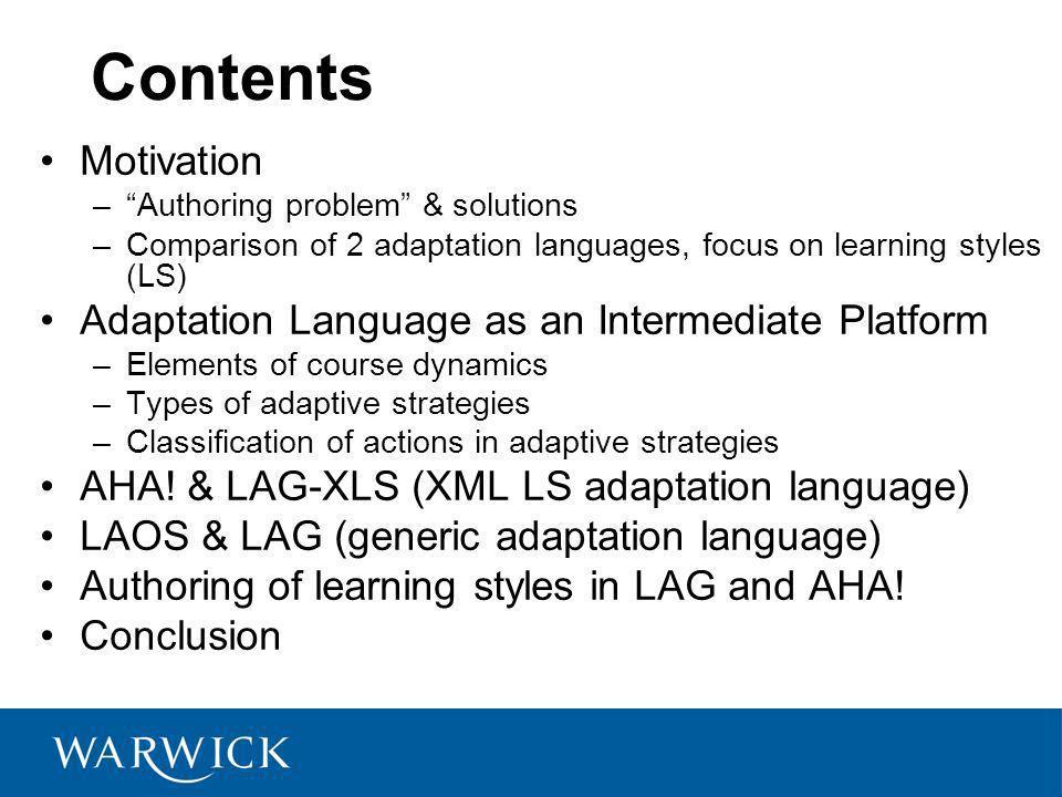 Examples LAG-XLS