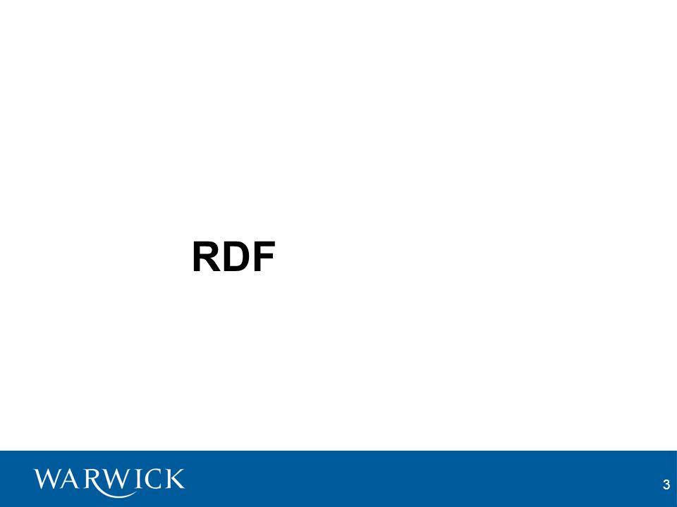 3 RDF
