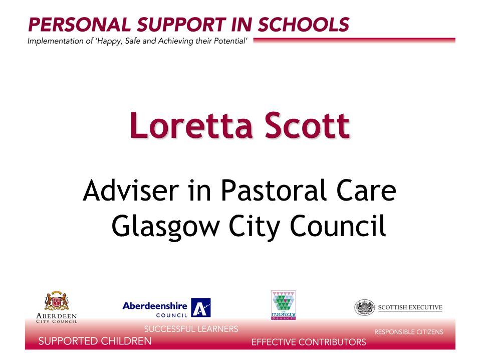 Terry Ashton Adviser (Guidance & Careers) Aberdeen City Council