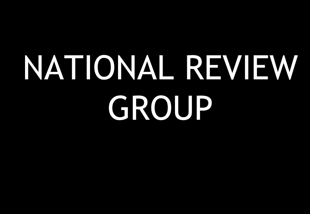 NATIONAL REVIEW GROUP