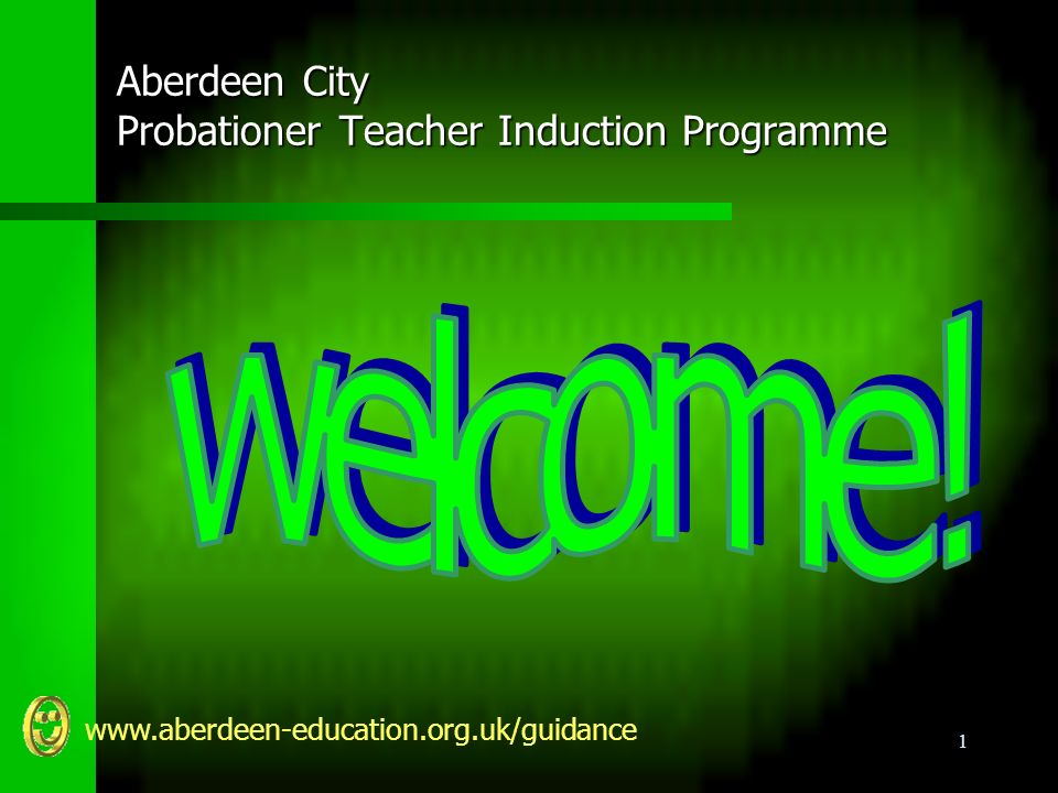 www.aberdeen-education.org.uk/guidance 1 Aberdeen City Probationer Teacher Induction Programme