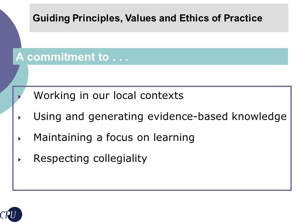 Building Teaching Capacity in Universities