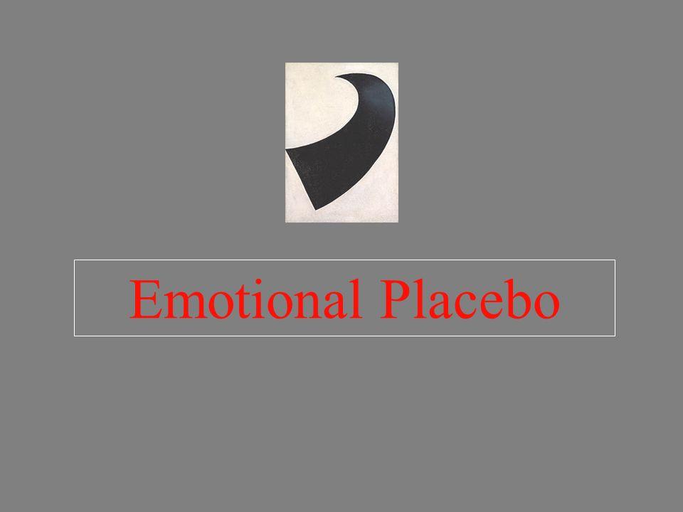 Emotional Placebo