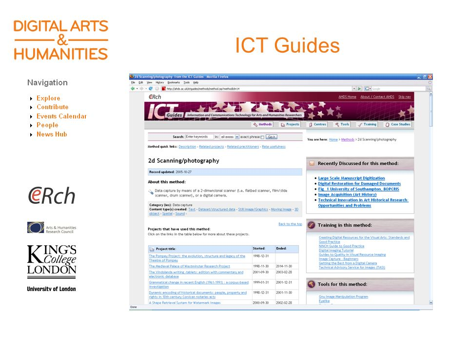 ICT Guides