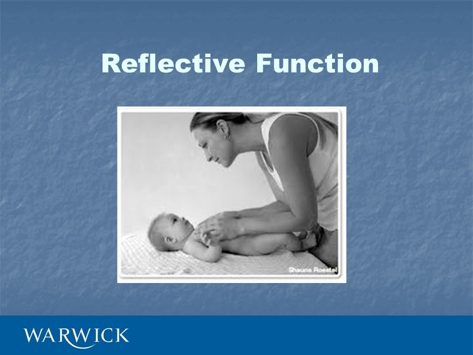 Reflective Function
