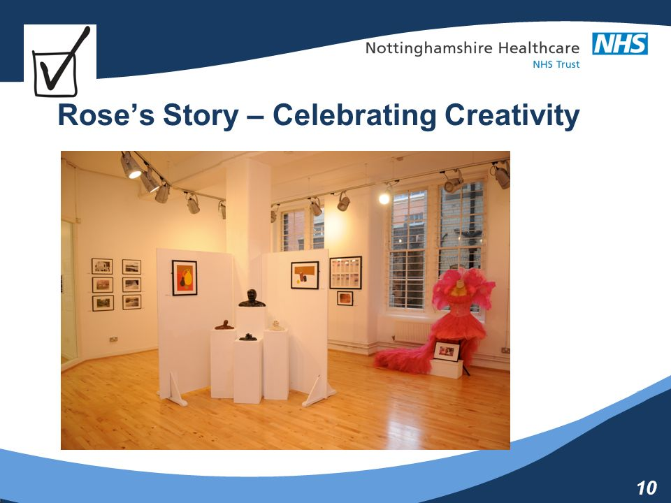 10 Roses Story – Celebrating Creativity