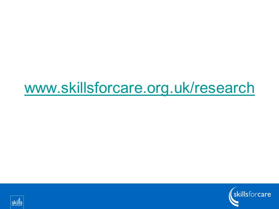 www.skillsforcare.org.uk/research