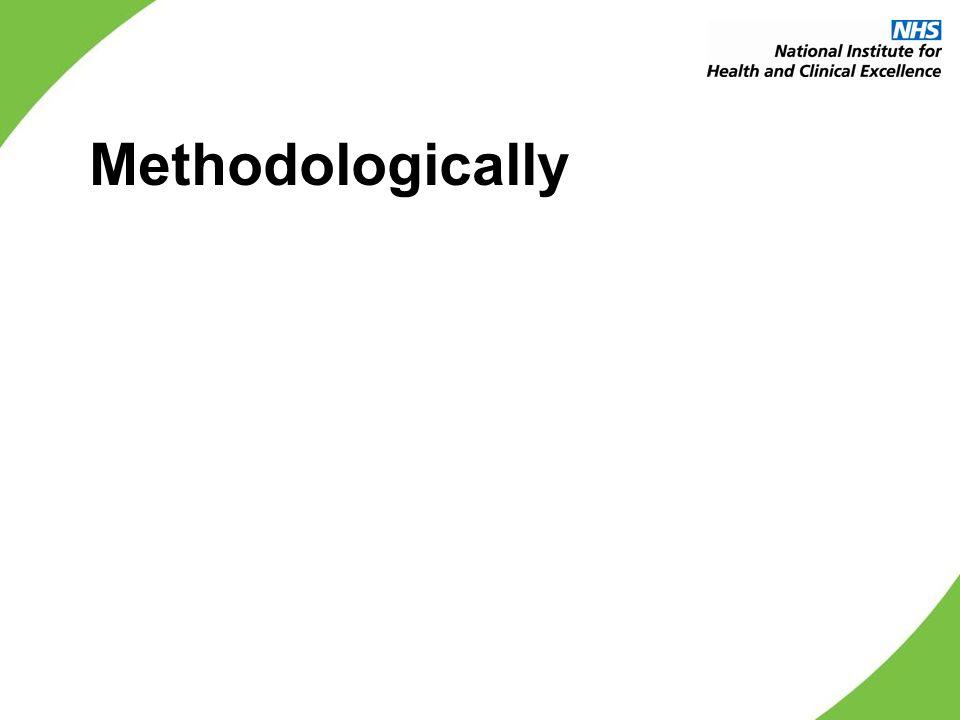 Methodologically
