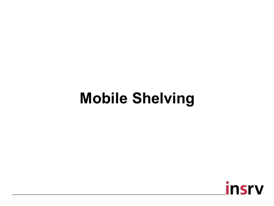 Mobile Shelving