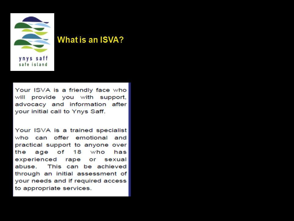What is an ISVA?