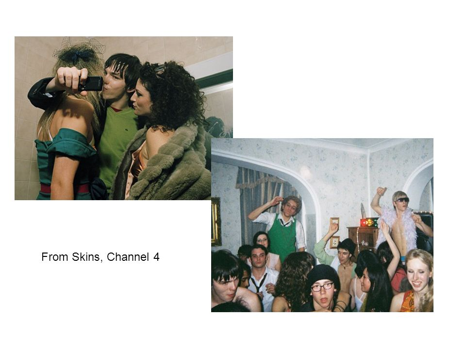 From Skins, Channel 4