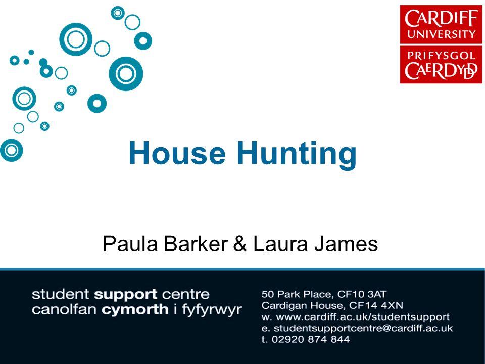 House Hunting Paula Barker & Laura James