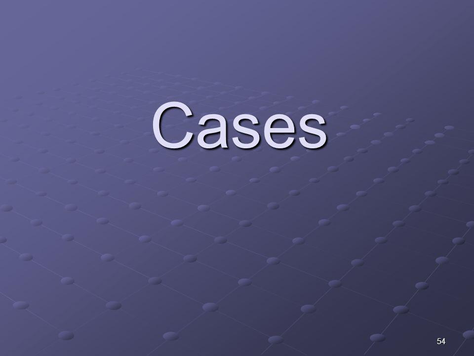 54 Cases