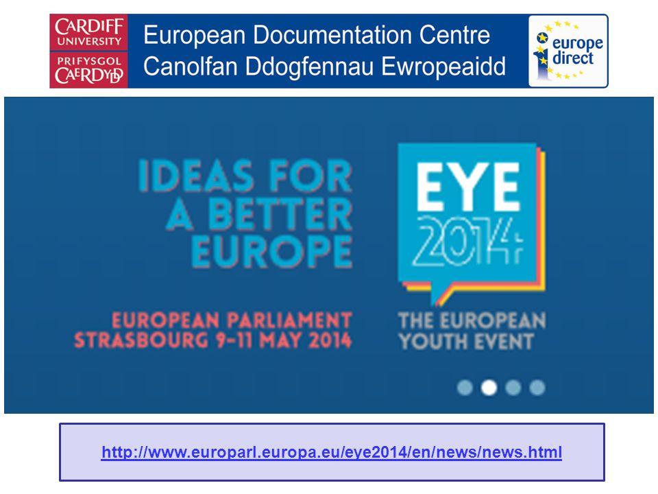 http://www.europarl.europa.eu/eye2014/en/news/news.html