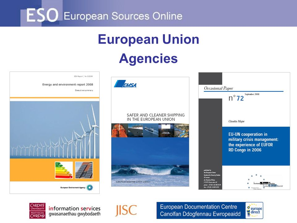 European Union Agencies