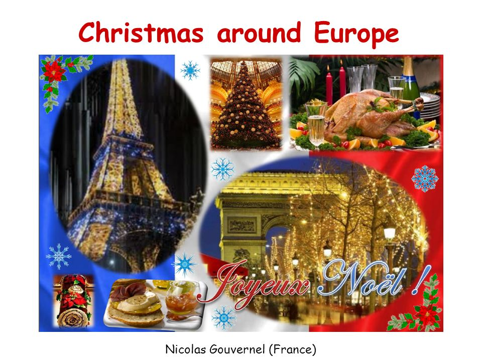 Christmas around Europe Nicolas Gouvernel (France)