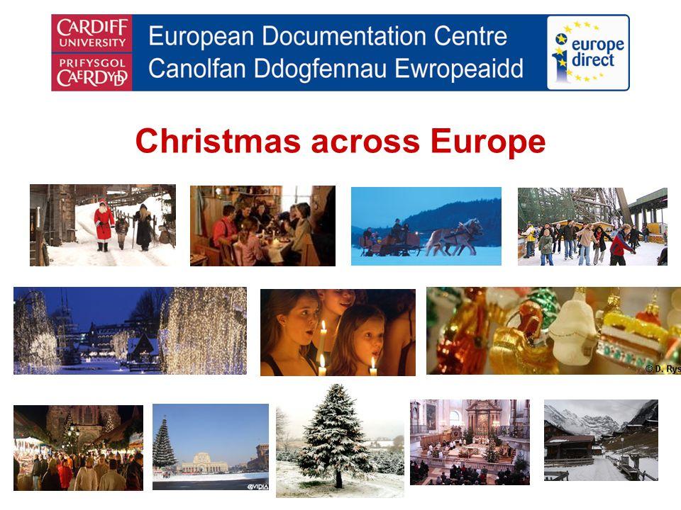 Christmas across Europe