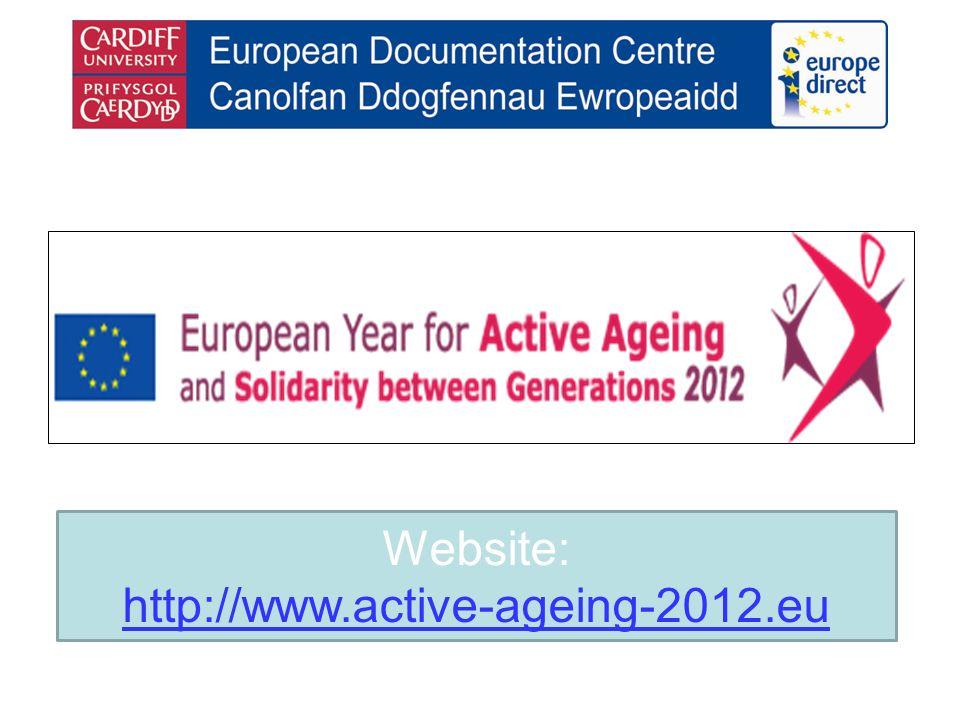 Website: http://www.active-ageing-2012.eu