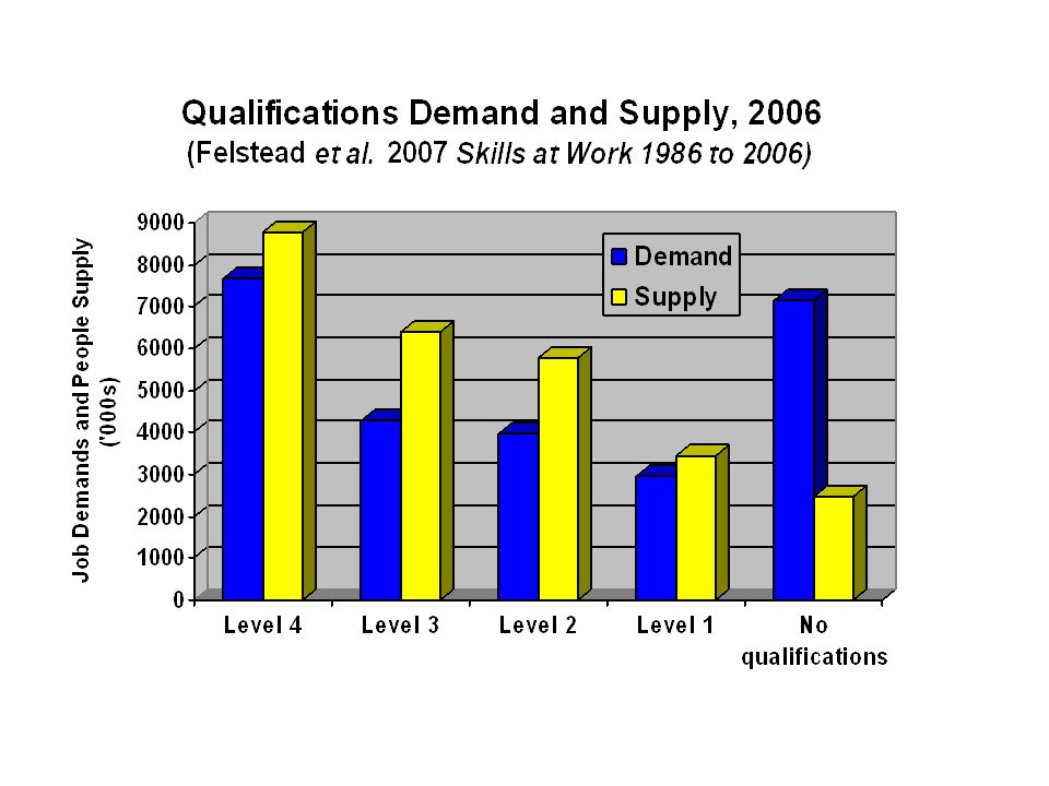Key issues Skill utilisation Social partnership? Learning for what? Public sector – a lead role?