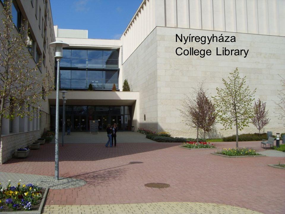 Nyíregyháza College Library