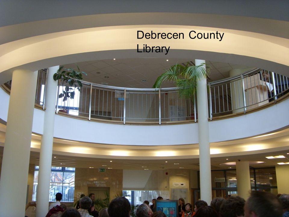 Debrecen County Library