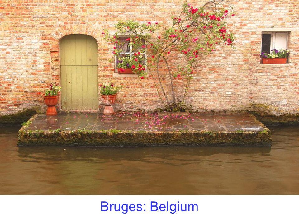 Bruges: Belgium