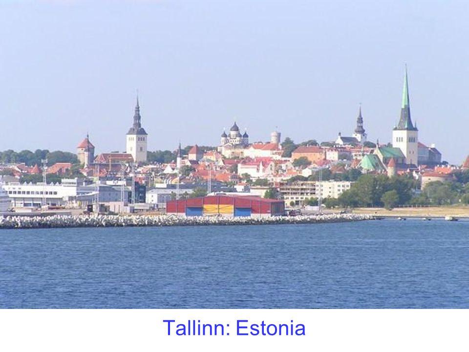 Tallinn: Estonia
