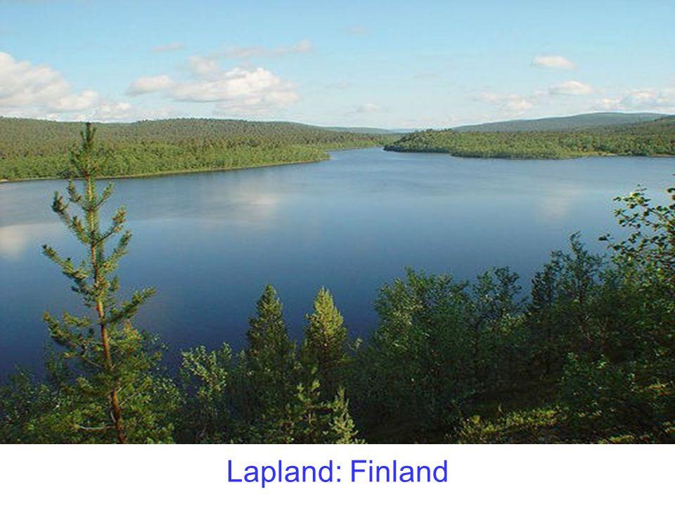 Lapland: Finland
