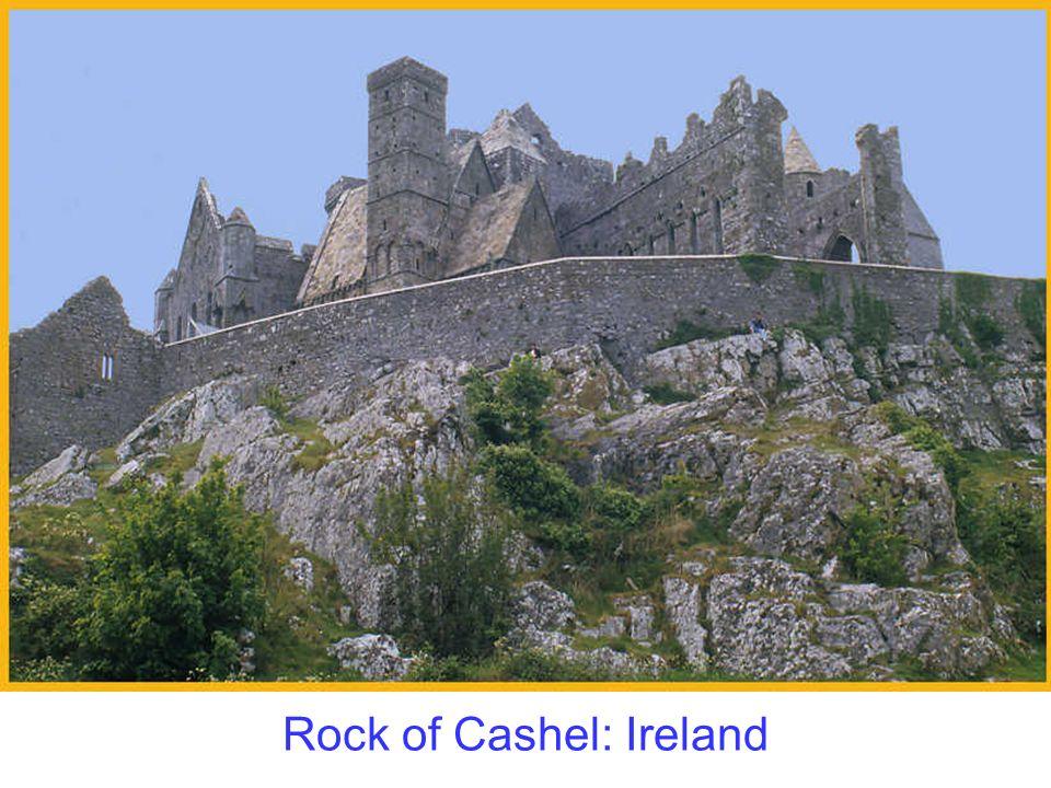 Rock of Cashel: Ireland