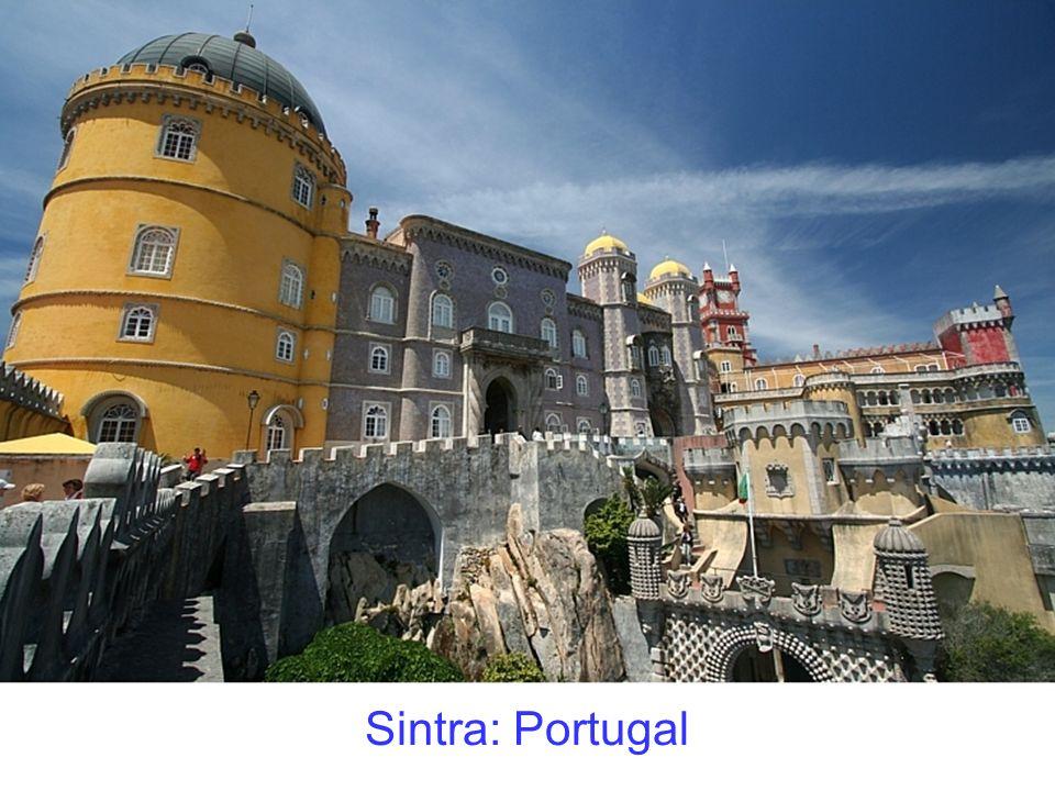 Sintra: Portugal