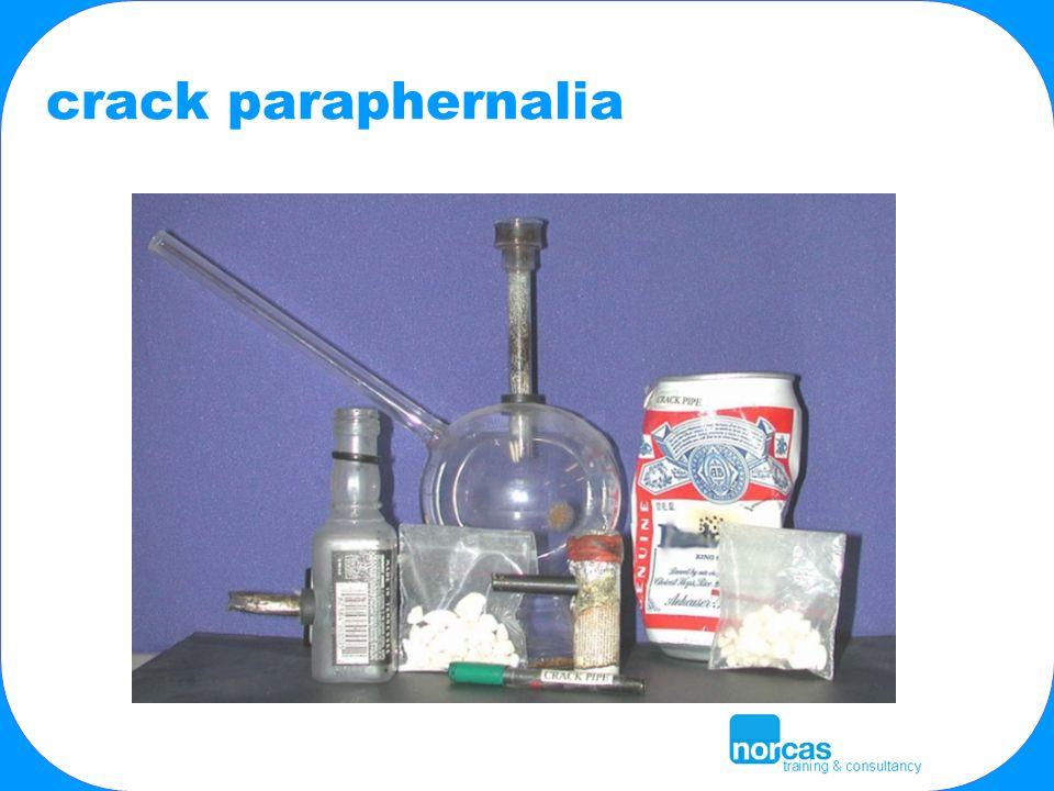 crack paraphernalia