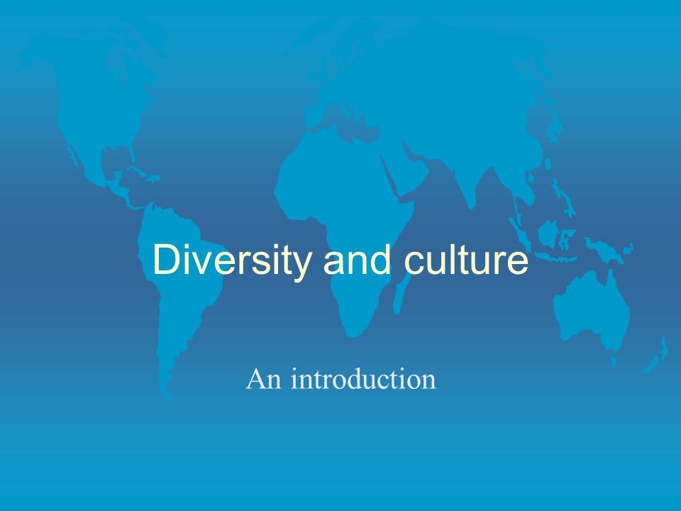 Your cultural identity l Which cultural groups would others say you belong to (top of iceberg).