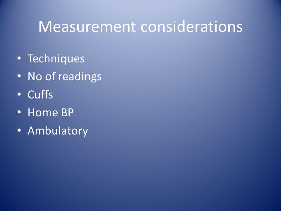 Investigations (order of priority??) Urine dipstix U+E, creatinine (eGFR?) TC + HDL ECG